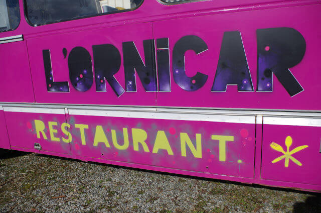 Lornicar restaurant